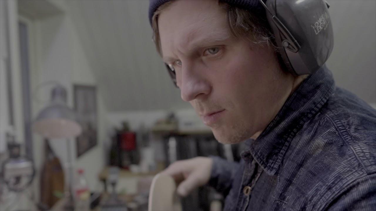David Sundberg Gitarrbyggmästare Luna
